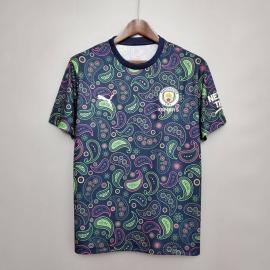 Camiseta Manchester City Training Suit 2020/21