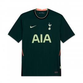 Camiseta Tottenham Hotspur Segunda Equipación 2020-2021 Niño