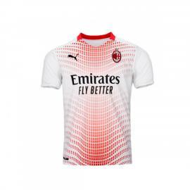 Camiseta Ac Milan Segunda Equipación 2020-2021 Niño