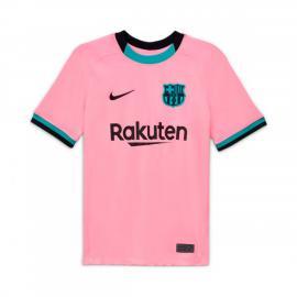 Camiseta Barcelona 3ª Equipación 2020/2021 Niño