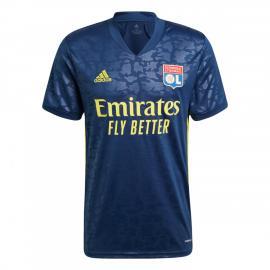 Camiseta Olympique Lyon Tercera Equipación 2020-2021
