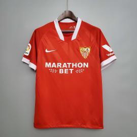 Camiseta Sevilla Fc Segunda Equipación 2020-2021