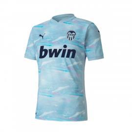 Camiseta Valencia 3ª Equipación 2020/21