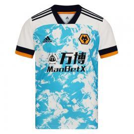 Camiseta Wolverhampton Wanderers Primera Equipación 2020/2021