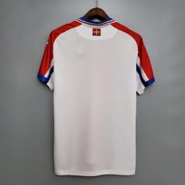 Camiseta Deportivo Alavés Segunda Equipación 20/21 Niño