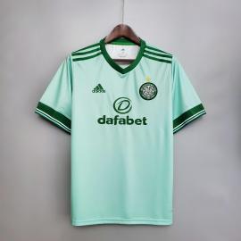 Camiseta Celtic Segunda Equipación 2020/2021