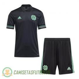 Camiseta Celtic Tercera Equipación 2020/2021 Niño