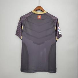 Camiseta Deportivo Alavés Tercera Equipación 20/21
