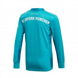 Camiseta Fc Bayern Munich Portero Primera Equipación 2020-2021