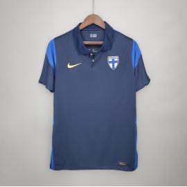 Camiseta Finlandia 2020 Segunda equipación Stadium