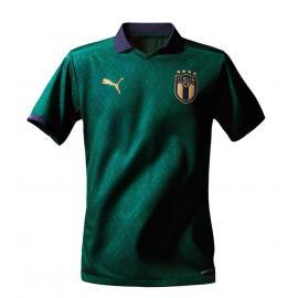 Camiseta Italia Tercera Equipación 2020 Niño