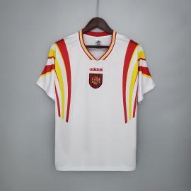 Camiseta Retro España Segunda Equipación 1996