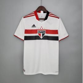 Camiseta Sao Paulo Fc Primera Equipación 2021-2022