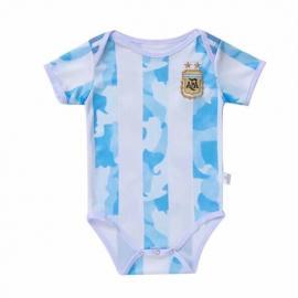 Camiseta Argentina Primera Equipación 2020 Baby