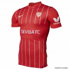 Camiseta Sevilla FC Segunda Equipación 2021/2022