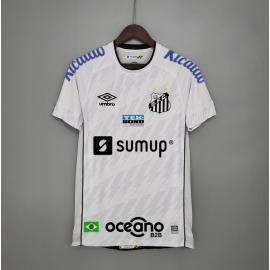 Camisas All Sponsor Santos Fútbol Club Primera Equipación 2021-2022