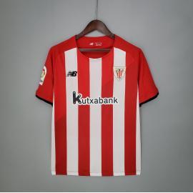 Camiseta Athletic Club Bilbao Primera Equipación 2021-2022