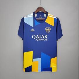 Camiseta Boca Juniors Tercera Equipación 2021/2022