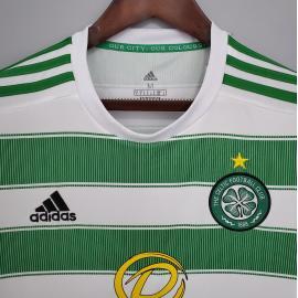 Camiseta Celtic Primera Equipación 2021/2022