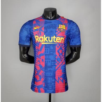 Camiseta Del Barça Para La Champions 2021-22