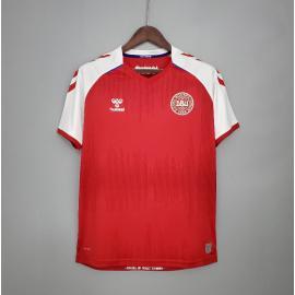 Camiseta Denmark Euro Primera Equipación 20/21