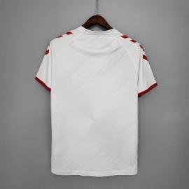 Camiseta Denmark Euro Segunda Equipación 20/21