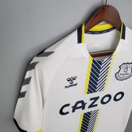 Camiseta Everton Fc 3ª Equipación 2021-2022 Baratas