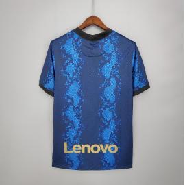Camiseta Inter De Milán Primera Equipación 2021/2022