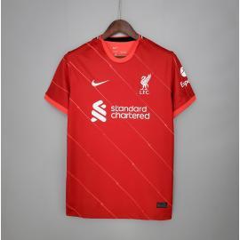 Camiseta Liverpool Primera Equipación 2021/2022