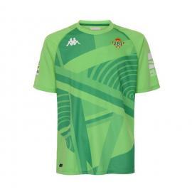 Camiseta Real Betis Portero Verde Kombat 21/22