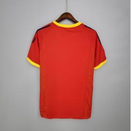 Camiseta Retro España Primera Equipación 2002