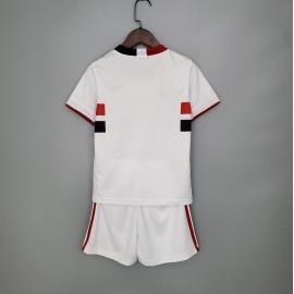 Camiseta Sao Paulo Fc Primera Equipación 2021-2022 Niño