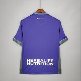 Camisetas Real Valladolid 2ª Equipación 2021-22 Niño