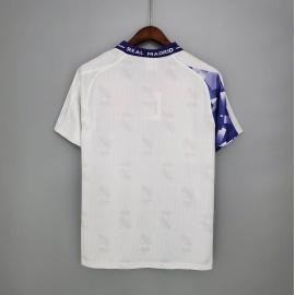 Camisetas Retro Real Madrid Tercera Equipación 1996/97