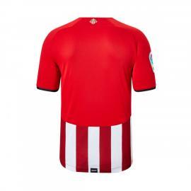 Camiseta Athletic Club Bilbao Primera Equipación 2021-2022 Niño