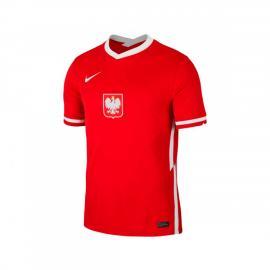 Camiseta Segunda equipación Polonia 2020 Niño