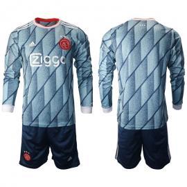 Camiseta Ajax De Ámsterdam Segunda Equipación 2020/2021 Manga Larga