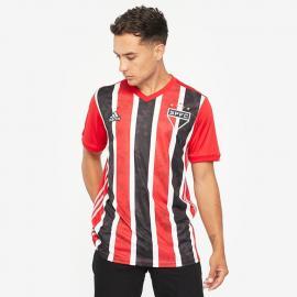 Camiseta adidas Sao Paulo 2020/21segunda equipación Niño