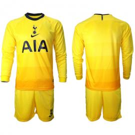 Camiseta Tottenham Hotspur Tercera Equipación 2020-2021 Manga Larga