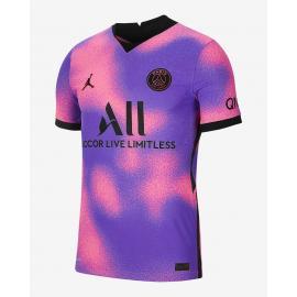Camiseta de fútbol para hombre Paris Saint-Germain 2021/22 Vapor Match Fourth