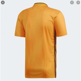Camiseta Primera Equipación Wolverhampton Wanderers Fc