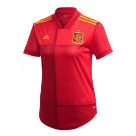 Camiseta Primera Equipación España Mujer 2020 2021
