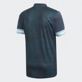 Camiseta De Argentina Segunda Equipación 2020 Niño