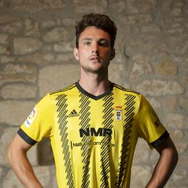 Camiseta Real Oviedo Segunda Equipación 2020/21
