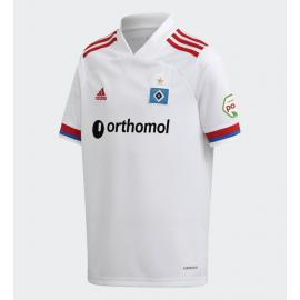 Camisetas Hamburger SV Primera Equipacion 2020/2021