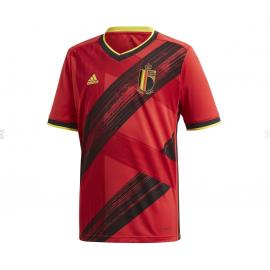 Camiseta belgica Euro 1ª Equipación 2020 Nino