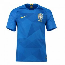 Camiseta Brasil 2ª Equipación 2018