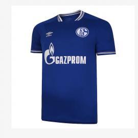 Camiseta Umbro FC Schalke 04 20/21 Primera equipación
