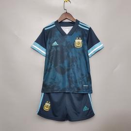 Camiseta Argentina 2ª Equipación 2020 Nino