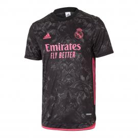 Camiseta Del Real Madrid 3a 2020/21